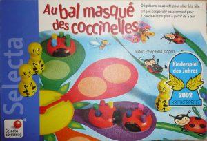 bal masqué des coccinelles